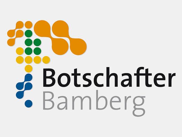Logo: Botschafter Bamberg